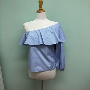 Design Lab Off The Shoulder Blouse (PM350)